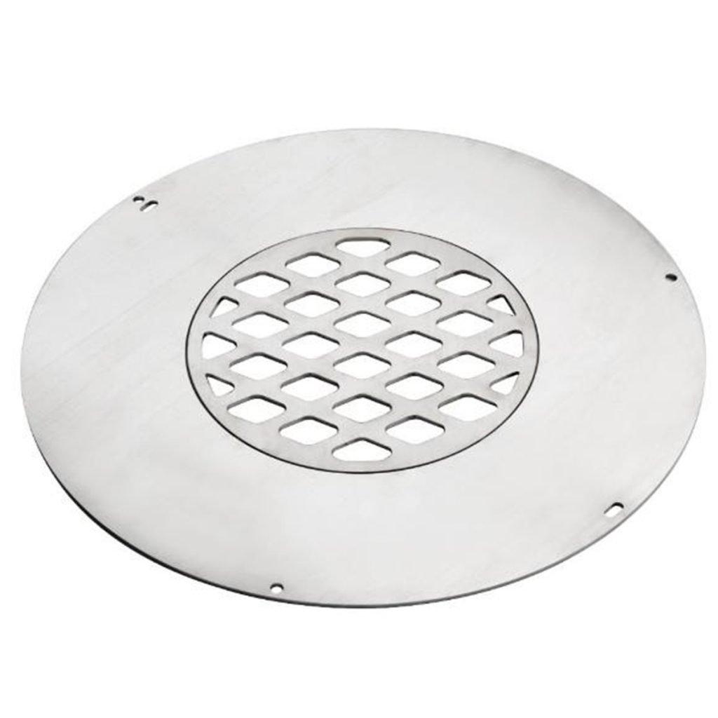Kamado Stainless steel cooking top
