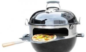 Universal Pizza Oven Kit for 22 to 22.5 inch kettle grills